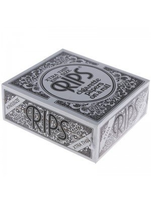 Wholesale RIPS Black Xtra Thin King Size Cigarette Papers On A Roll