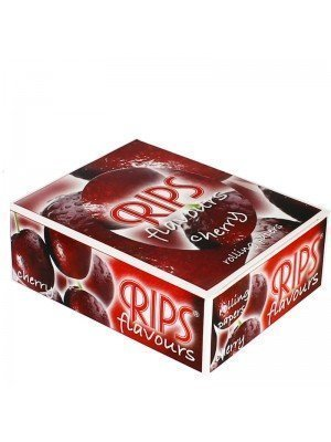 RIPS Flavours Slim Width Rolling Paper - Cherry