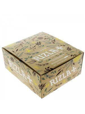 Rizla + Natura King Size Slim Rolling Papers 50's