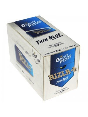 Wholesale Rizla Blue Regular Rolling Papers