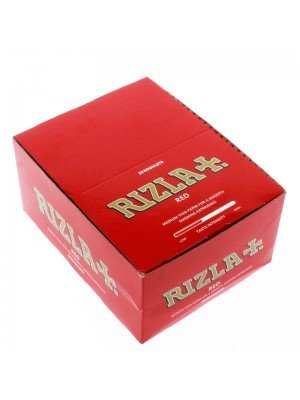 Rizla Red King Size Rolling Papers 50 Booklets