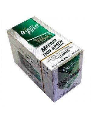 Wholesale Rizla Green Regular Rolling Papers