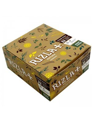 Wholesale Rizla Natura King Size Super Slim Combi Pack (+ Unbleached Tips)
