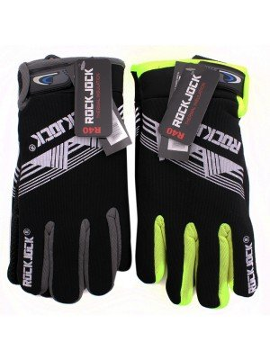 Rockjock Mens Hi-Vis Thermal Gripper Gloves - Assorted Gloves