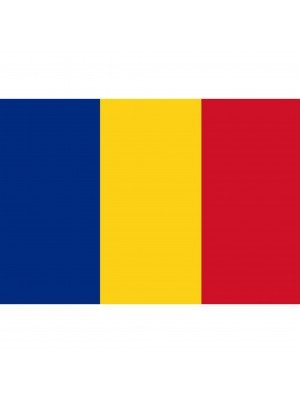Romanian Flag - 5ft x 3ft
