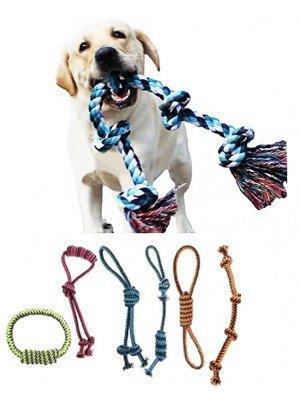 Wholesale Pet Rope Dog Toy Assortment