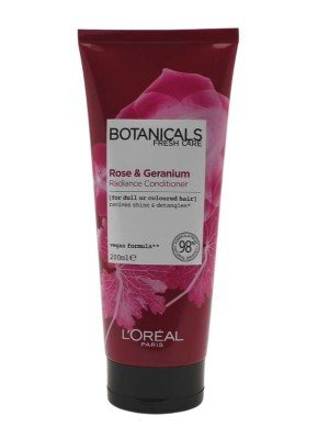 L'Oreal Paris Botanicals Fresh Care Vegan Rose & Geranium Radiance Conditioner-200 ml