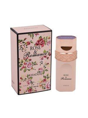 Wholesale Khadlaj Ladies Perfume - Rose & Romance 100ml