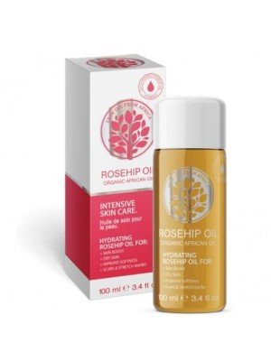 Skin Oil From Africa Rosehip Oil-100 ml