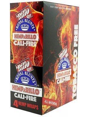 Royal Blunts Hemp Wraps - Cali Fire