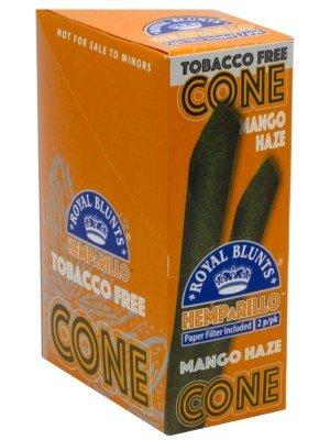 Royal Blunts Tobacco Free Cone - Mango Haze