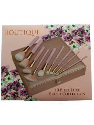 Wholesale Royal Boutique 10 Piece Luxe Brush Collection