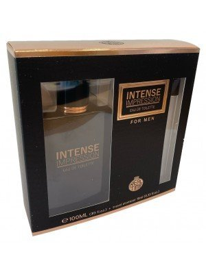 Wholesale Real Time Men's Gift Set - Intense Impression 100ml