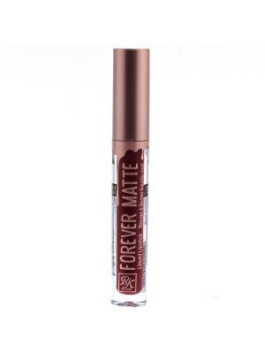 Ruby Kiss Forever Matte Liquid Lipstick - Bare Berries