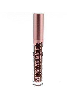 Ruby Kiss Forever Matte Liquid Lipstick - Choco Craze