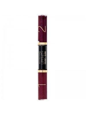 Wholesale Max Factor Lipfinity Lip Colour + Gloss Lip Gloss - 550 Reflective Ruby