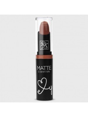 Ruby Kiss Matte Lipstick - Brown Sugar