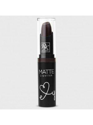 Ruby Kiss Matte Lipstick - Dark Plum Scene