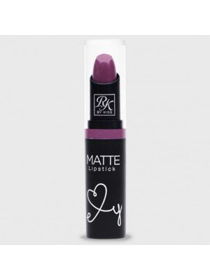 Ruby Kiss Matte Lipstick - Mauve It
