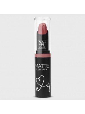 Ruby Kiss Matte Lipstick - Nude Rose