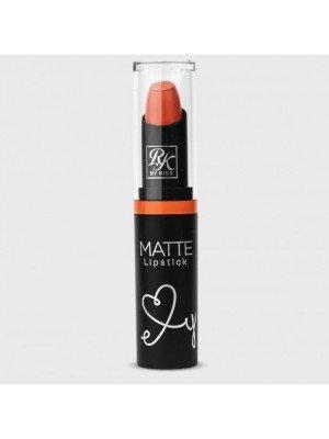 Ruby Kiss Matte Lipstick - Peach Loo