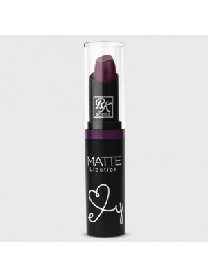Ruby Kiss Matte Lipstick - Plum Wine