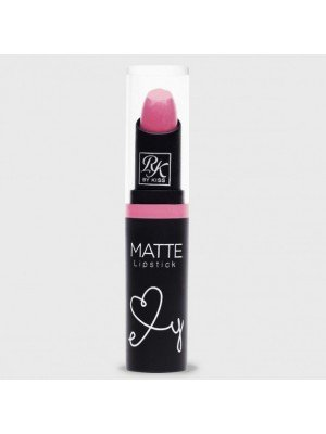 Ruby Kiss Matte Lipstick - Rosy Pink
