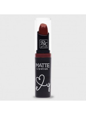 Ruby Kiss Matte Lipstick - Spicy Brown