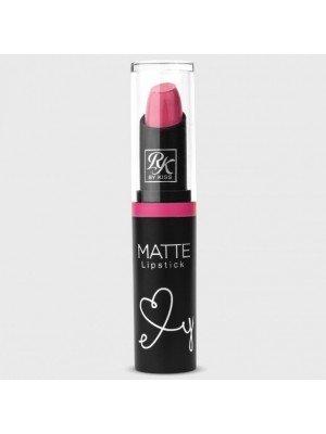 Ruby Kiss Matte Lipstick -  Sugar Pink