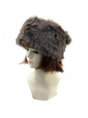 Russian Fur Trapper Hat - Brown