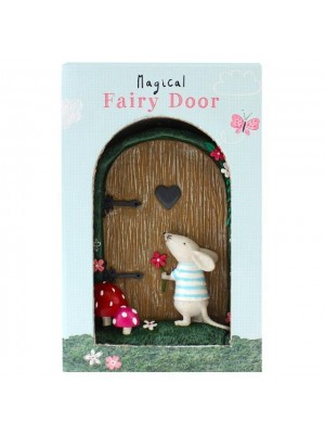 Wholesale Magical Fairy Door - Garden Ornament - Assorted