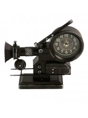 Wholesale HOMEtime Film Projector Mantel Clock