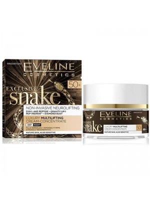 Wholesale Eveline Luxury Multilifting Cream-Concentrate 50+ 50ML