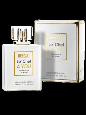 Wholesale JFenzi Ladies Perfume - Le'Chel 4 You