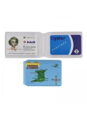 Wholesale Trinidad & Tobago Flag Design Travel Card Holder