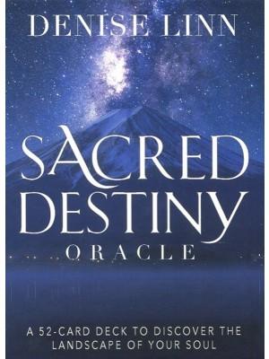 Sacred Destiny Oracle Card Deck By Denise Linn