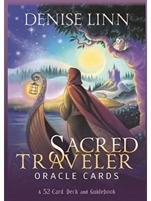 Wholesale Sacred Traveler Oracle Cards By Denise Linn