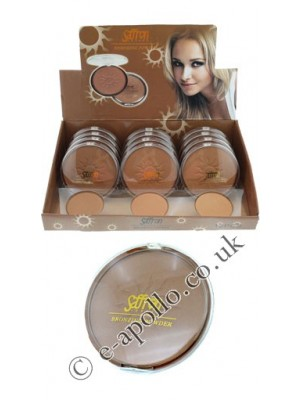 Saffron Bronzing Powder - Assorted Colours