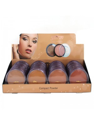 Saffron Compact Powder - Assorted Shades (B)