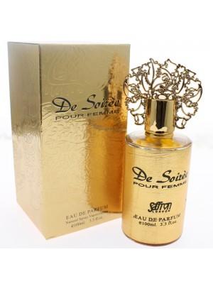 Saffron Ladies Perfume - De Soiree Pour Femme