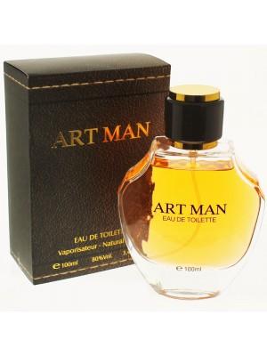 Saffron Mens Perfume - Art Man