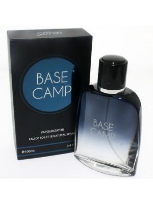 Saffron Men's Perfume - Base Camp