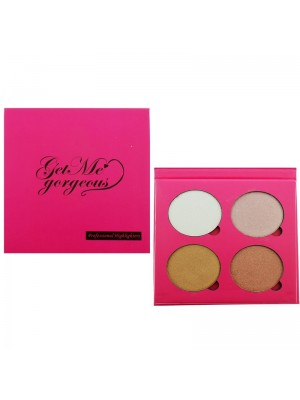 Saffron Professional Highlighters ''Get Me Gorgeous'' Group A