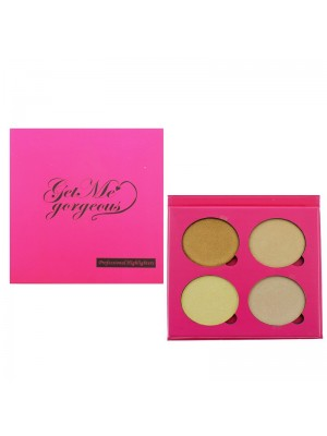 Saffron Professional Highlighters ''Get Me Gorgeous'' Group B