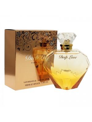 Saffron Ladies Perfume - Deep Love
