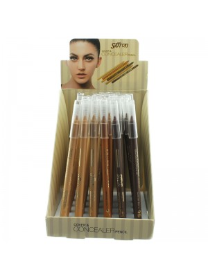 Saffron Cover & Concealer Pencil Assortment