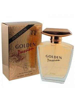 Saffron Ladies Perfume - Golden Passion
