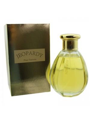 Saffron Ladies Perfume - Jeopardy