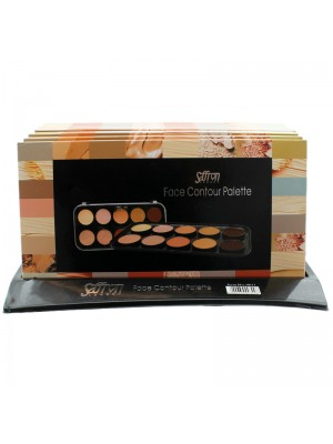 Saffron London Face Contour Palette