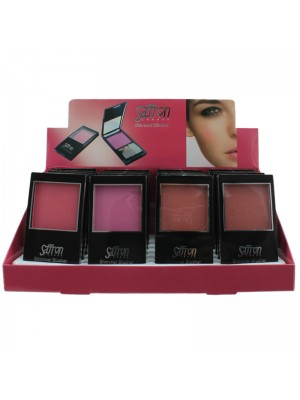 Saffron Shimmer Blusher - Assorted Shades